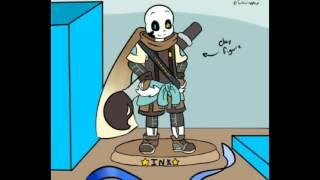 Download [Undertale AUs Comic Dubs] Happy Birthday Ink!Sans Video
