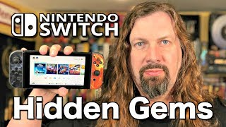 Download NINTENDO Switch Hidden Gems - Play these 9 games! Video