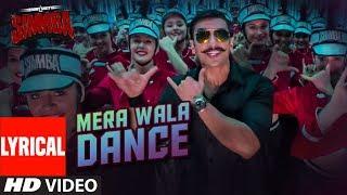 Download Mera Wala Dance Lyrical | Simmba | Ranveer Singh, Sara Ali Khan | Neha K,Nakash A,Lijo G-DJ Chetas Video