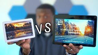 Download SHOWDOWN: Google Home Hub VS New Amazon Echo Show! Video