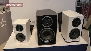 Download Wharfedale Diamonds 11 are audiophile best friends. MHES2017 Video