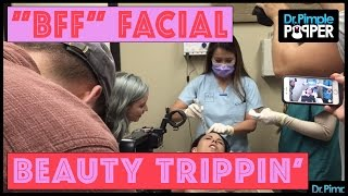 Download A Bloody Fantastic Facial (BFF) with Beauty Trippin' Video