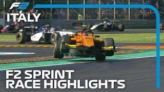 Download Formula 2 Sprint Race Highlights | 2019 Italian Grand Prix Video