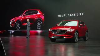 Download The All-New 2017 Mazda CX-5 | Design Event Reveal | Mazda USA Video