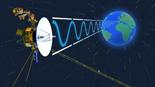 Download How far can Voyager 1 go before we lose contact? Video
