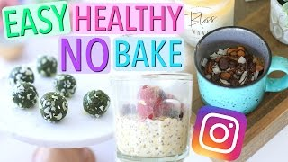 Download Testing Easy NO BAKE Instagram Foods! Video