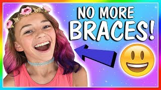 Download WATCH KAYLA GET HER BRACES OFF!😁| We Are The Davises Video
