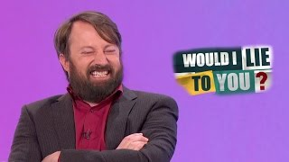 Download Barbigerous Harbinger of Exuberance - David Mitchell on Would I Lie to You? Video
