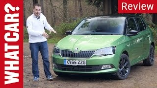 Download Skoda Fabia review - What Car? Video