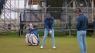 Download 'Tiger Woods Stinger' at Carnoustie | Me and My Golf Video