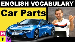 Download English Vocabulary with Pictures | Car parts Video