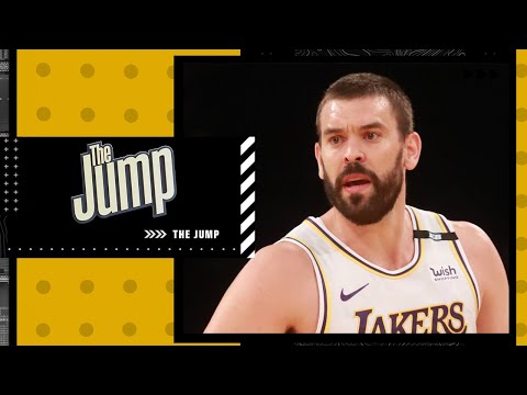 Reacting to Marc Gasol being traded from the Lakers to the Grizzlies   The Jump