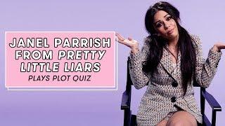 Download Janel Parrish Plays Pretty Little Liars Plot Quiz | Plot Quiz Video