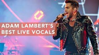 Download Adam Lambert's Best Live Vocals Video