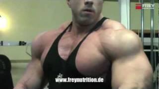 Download Andreas Frey Posing III Video