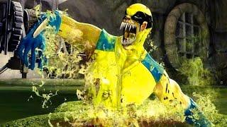 Mortal Kombat Komplete Edition - The Hulk Costume Skin Mod