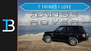 Download Is A Range Rover Right for You? - 7 Things I Love About My Range Rover Video