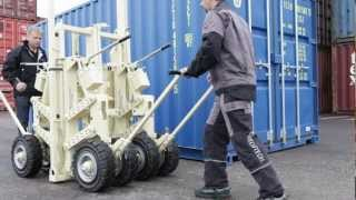 Download Wing Lift™ Container Carrier - Instructions Video