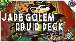 Download Hearthstone | edwardnygma's JADE GOLEM RAMP DRUID with KUN & AYA Deck | STANDARD | GADGETZAN Furo Video