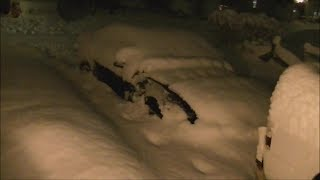 Download Nor'easter!!!! The Aftermath - Winter Storm Skyler - March 13, 2018 Video