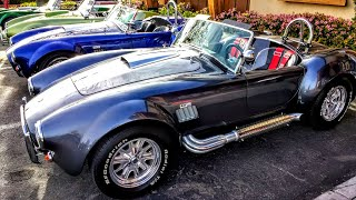 Download ⭐ (( 5 )) ~ AMAZING ″SHELBY COBRA REPS″ & THEIR OWNER'S !!! Video