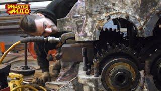 Download Tank Gearbox Restoration! (Tank Project) Video