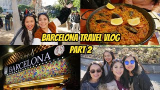 Download BARKADA TRIP NA NAGING HONEYMOON!!!?? - Barcelona Travel Vlog Part 2 Video