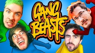 Download THE FUNNIEST MULTIPLAYER GAME! (Gang Beasts - Part 06) Video
