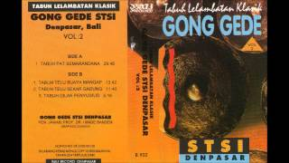 Download Balinese Gamelan Gong Gede Vol 2 Side A STSI Denpasar Video