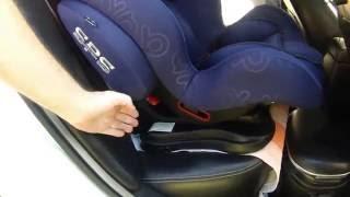 Download cinto isofix/Latch para cadeirinha automotiva infantil. Video
