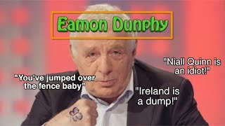 Download Eamon Dunphy's Best Moments at RTÉ (HD) Video