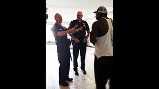 Download POLICE CALLED ON KALI MUSCLE {GRUNTING IN GYM} Video