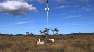 Download Pulse jet model rocket part 3, first flight! Video
