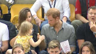 Download 7 Moments Prince Harry Showed He Would Make a Great Dad Video