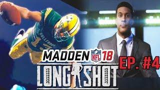Download Madden 18 Long Shot Gameplay - Madden NFL 18 LongShot Episode 4 - I've Been Lied To!!! Video