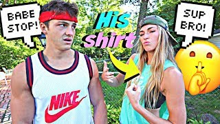 Download Acting Like A Guy To See How My Boyfriend Would React! Video