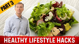 Download Healthy Lifestyle Hacks by Dr. Berg: PART 3 Video