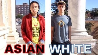 Download Asian vs White Racism Social Experiment!! Video