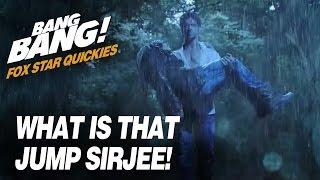 Download Fox Star Quickies : Bang Bang - What Is That Jump Sirjee! Video