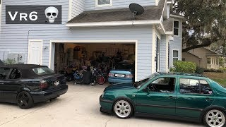 Download VR6 House Party! Miley's first test drive! Video