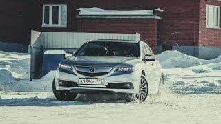 Download Acura TLX Тест-драйв.Anton Avtoman. Video