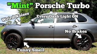 Download I Traded the World's WORST Salvage Jetta for a ″Mint″ Turbo Porsche Sight Unseen! Video