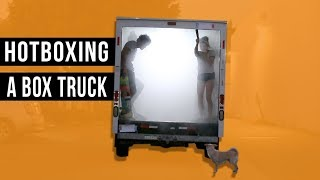 Download HOTBOXING A BOX TRUCK!!!! JOINTS AND HEMP BLUNTS!! Video