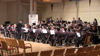 Download Concert Band - Theme from Jurassic Park - KBB 2013 Video
