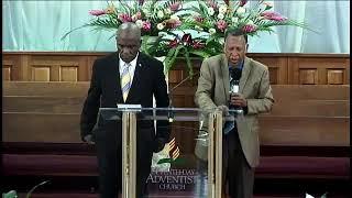 Download Andrews Memorial SDA Church, Sabbath, Second Service, January, 18, 2020 Video