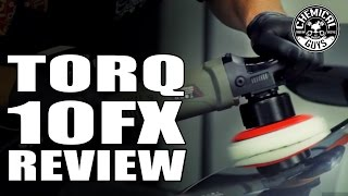 Download Product Review - TORQ TORQ10FX Dual Action Random Orbital Polisher - Chemical Guys Video