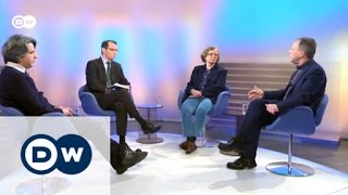 Download Getting tough: Merkel's asylum U-turn? | Quadriga Video