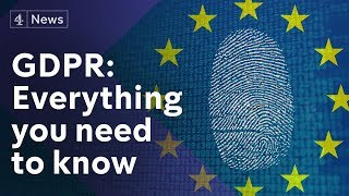 Download GDPR explained: How the new data protection act could change your life Video