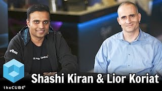 Download Shashi Kiran & Lior Koriat, Quali - AWS re:Invent 2016 - #reInvent - #theCUBE Video