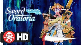 Download Sword Oratoria: Is it Wrong to Try to Pick up Girls in a Dungeon? on the Side - Official Trailer Video